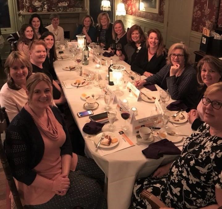 Gawthrop Presents: Sandra L. Knapp At Women's Executive Roundtable