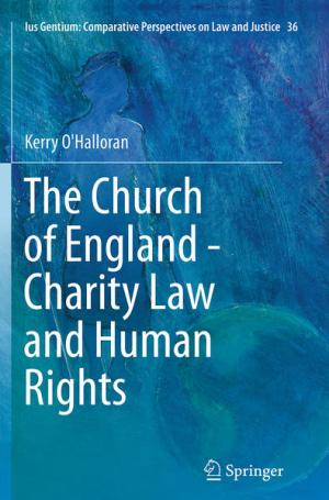 The Church of England - Charity Law and Human Rights