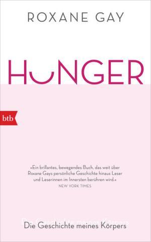 HUNGER: Die Geschichte meines Körpers | Schwule Bücher im Online Buchshop Gay Book Fair