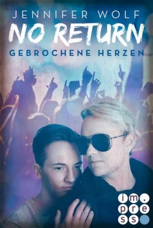No Return 3: Gebrochene Herzen | Schwule Bücher im Online Buchshop Gay Book Fair