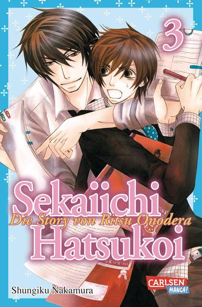 Sekaiichi Hatsukoi 3   Schwule Bücher im Online Buchshop Gay Book Fair