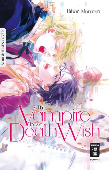 The Vampire has a Death Wish | Schwule Bücher im Online Buchshop Gay Book Fair