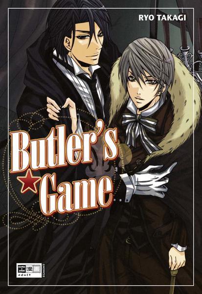 Butler's Game 01 | Schwule Bücher im Online Buchshop Gay Book Fair