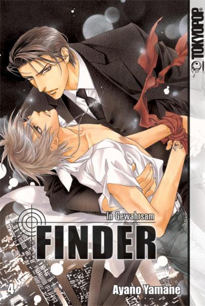 Finder 04: In Gewahrsam   Schwule Bücher im Online Buchshop Gay Book Fair