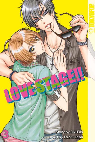 Love Stage!! 03 | Schwule Bücher im Online Buchshop Gay Book Fair