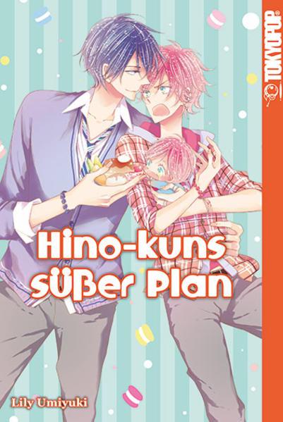 Hino-kuns süßer Plan   Schwule Bücher im Online Buchshop Gay Book Fair