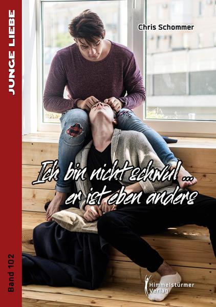 Ich bin nicht schwul…er ist eben anders   Schwule Bücher im Online Buchshop Gay Book Fair