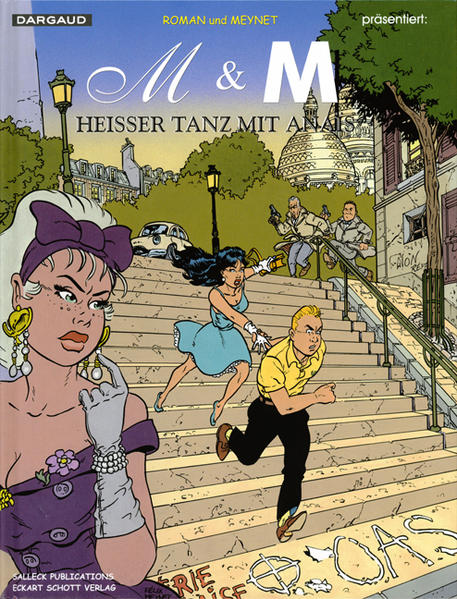 M & M Band 2: Heisser Tanz mit Anais | Schwule Bücher im Online Buchshop Gay Book Fair
