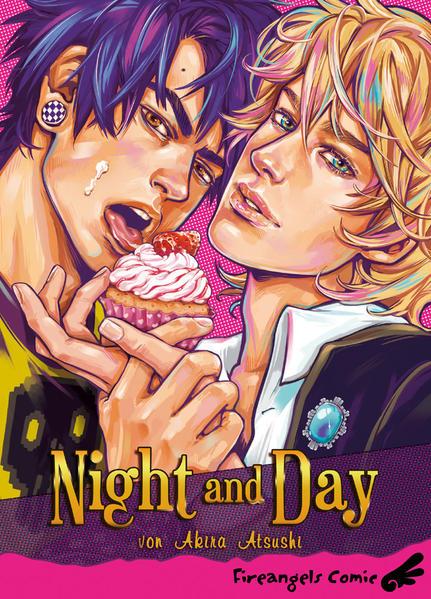 Night and Day: Tag und Nacht   Schwule Bücher im Online Buchshop Gay Book Fair
