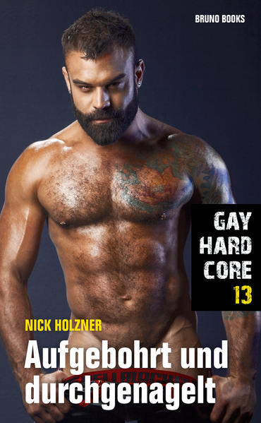Gay Hardcore 13: Aufgebohrt und durchgenagelt | Schwule Bücher im Online Buchshop Gay Book Fair