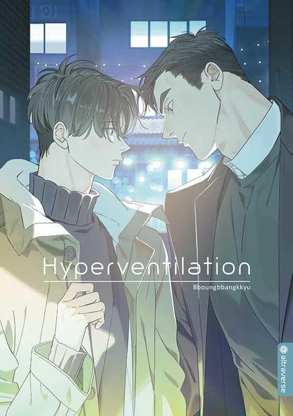 Hyperventilation | Schwule Bücher im Online Buchshop Gay Book Fair