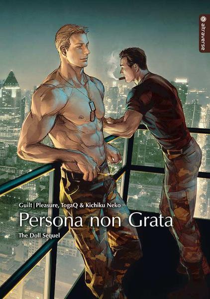 Persona Non Grata   Schwule Bücher im Online Buchshop Gay Book Fair