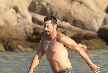 James Franco desnudo