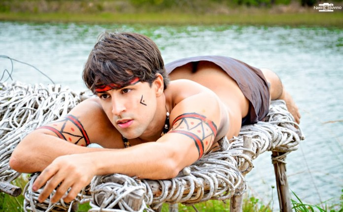 Brenno Xavier - Índio Perdido - Netto Juvino - www.saradosdobrasil.com-007