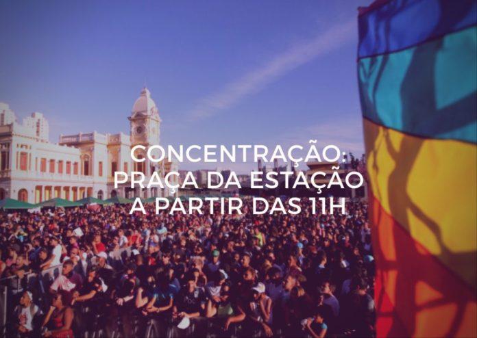 20ª Parada do Orgulho LGBT de Belo Horizonte rola domingo, dia 16