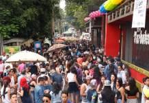 Imagem da 12ª Parada do Orgulho LGBT de Ribeirão Preto