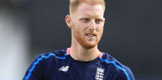 O jogador de críquete Ben Stokes