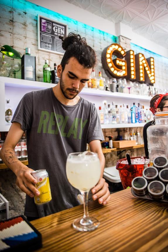 REPLAY assina decoração do G&T Bar.   Foto: Gustavo Scatena / Imagem Paulista