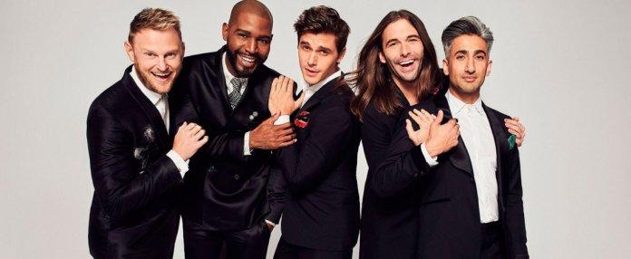 Reality show 'Queer Eye for the Straight Guy' vai ganhar revival pela Netflix