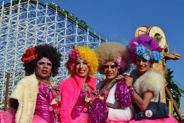Gay Day Hopi Hari 2016 (foto: Veja SP)