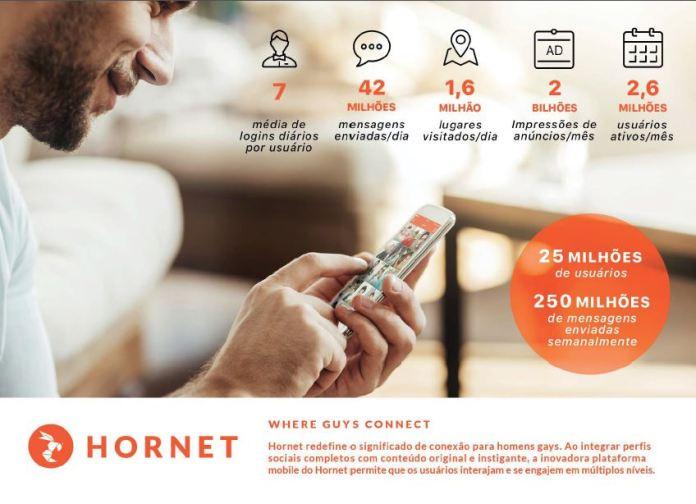 Dados Hornet - 2017