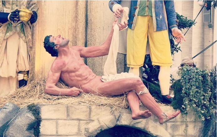 The Vatican's nativity scene has met mixed reactions (Photo: @mountainbutorac   Instagram)