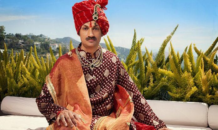 Manvendra Singh Gohil (Foto: Divulgação)