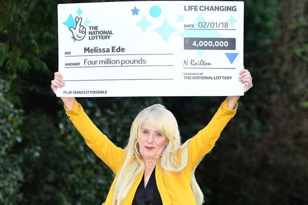 Melissa Ede loteria