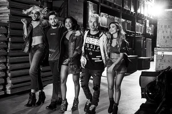 Studio Coke Jeans | Campanha Inverno 2018  (Divulgação)