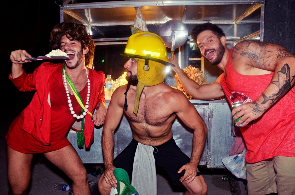 Fotos: pré-carnaval 2018 do Bloco Tome Conta de Mim @ Rio de Janeiro