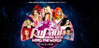 WERQ THE WORLD TOUR