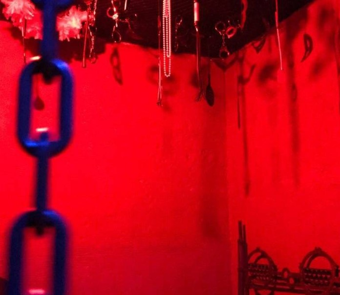 O novo ambiente da Aloka: fetiche e boemia (Felipe Storno/Veja SP)