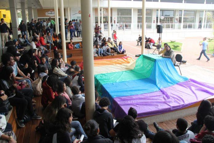 Atividade em 28 de junho de 2017, Dia Internacional do Orgulho LGBT
