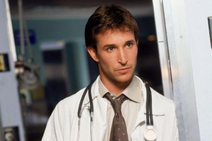 """Noah Wyle em """"Plantão Médico"""""""