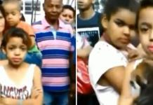 """""""Fada do deboche"""": reação de menina a apresentação gospel vira meme"""
