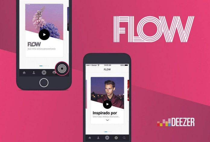 Flow Tab traz um carrossel de opções inspirado no que você mais ouve