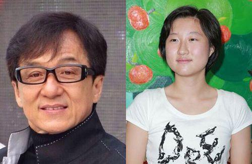 Filha de Jackie Chan deserdada por ser lésbica: 'estou morando debaixo de uma ponte'