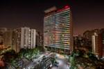 Maksoud Plaza. Foto: Daniel Pinheiro
