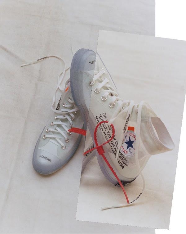 """O renomado estilista da marca Off-White apresenta o último sneaker da série """"The Ten"""" em edição limitada"""