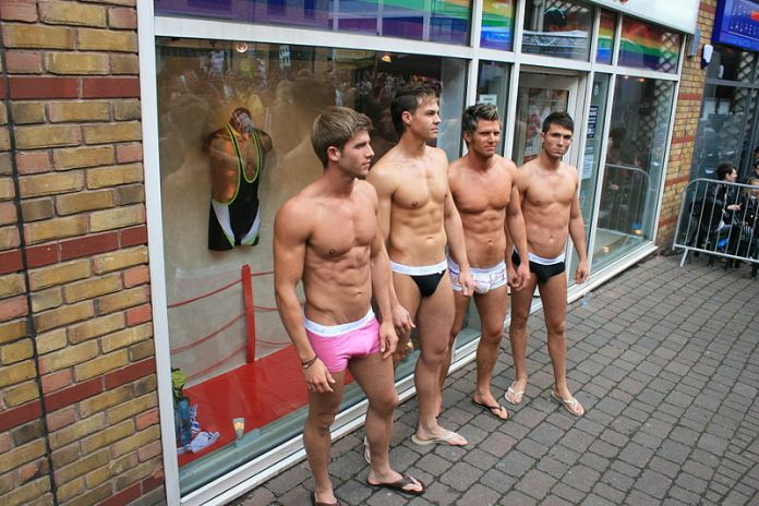 Birmingham Gay Pride 2010. Foto: Peter Black