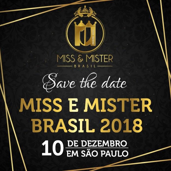 mister brasil 2018