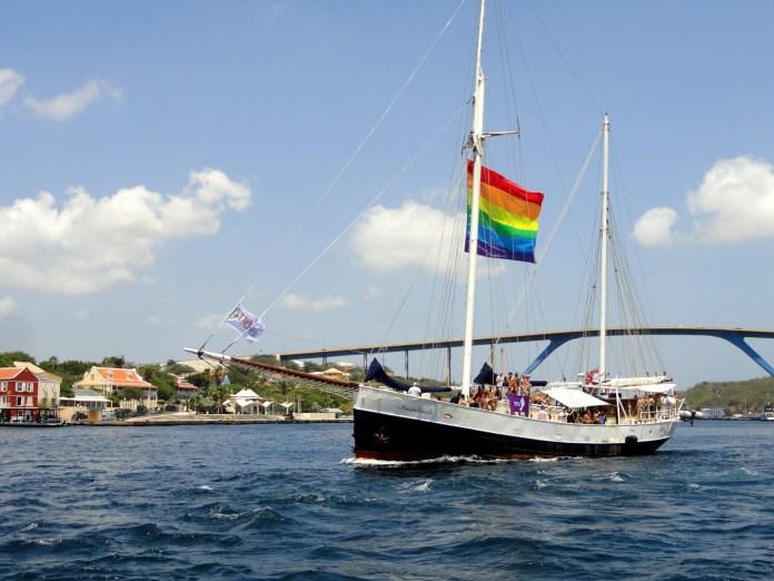 Curaçao, no mar do Caribe, é um dos destinos mais visitados da região