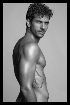 Hugo Tenório by Sand Lang for Brazilian Male Model_010