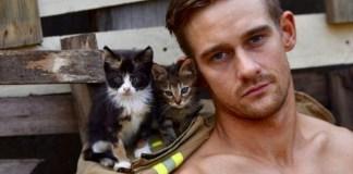 bombeiros australianos calendário