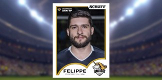 scruff copa gay ligay figurinha unicorns