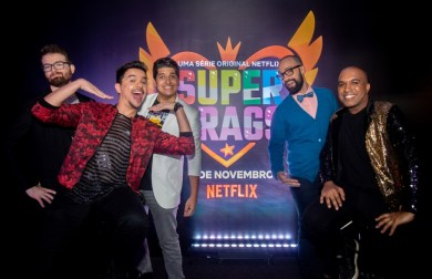 Netflix, Super Drags Launch Event, October 2018
