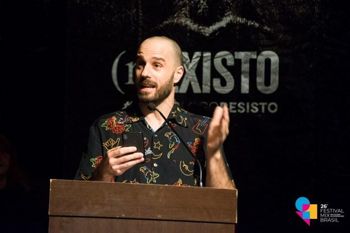 Sebastián Silva, do Chile. Foto: Festival MixBrasil mix brasil 201