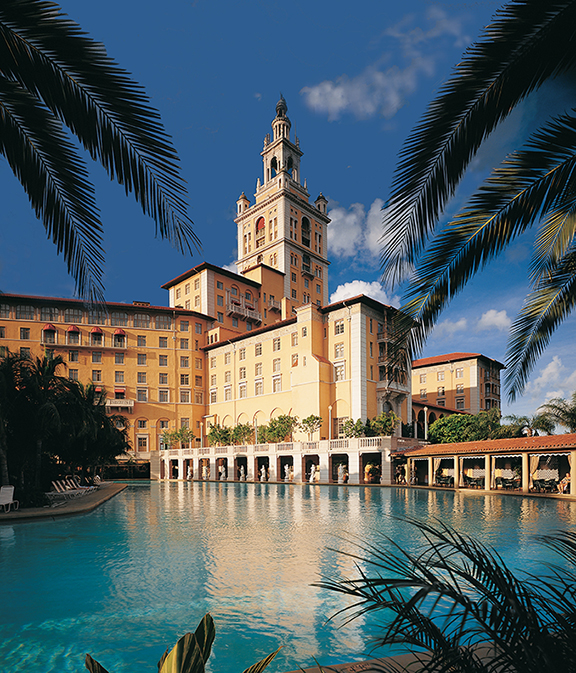 Biltmore Hotel Miami. Foto: spotlight-marketingpr.com