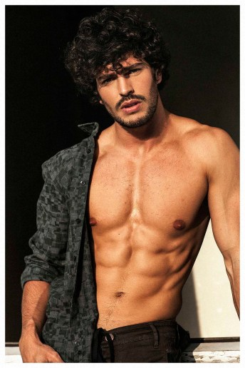 Dego Ferreira by Carlo Locatelli for Brazilian Male Model_026