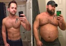 Ele ficou feliz em contar ao Gay Star News sobre como ele começou a mudar sua aparência. Foto: https://twitter.com/Cubby_84/status/1070382286195982336